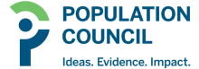 Logo: POPULATION COUNCIL