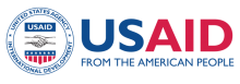 Logo: UNITED STATES AGENCY FOR INTERNATIONAL DEVELOPMENT (USAID)