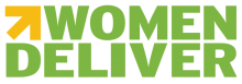 Logo: WOMEN DELIVER