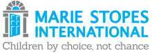 Logo: MARIE STOPES INTERNATIONAL
